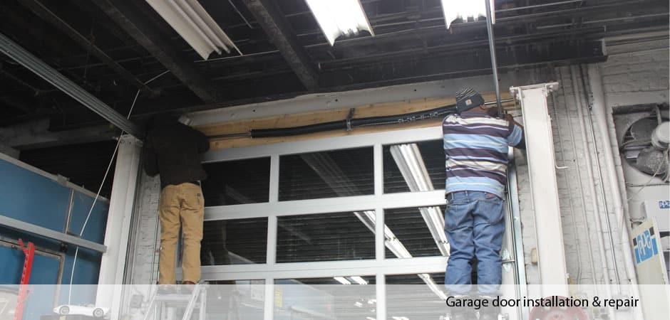 ... Installation New York. Garage Door In Rep 01. Rolling Gate Maintenance  In Staten Island