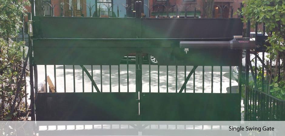 Single-Swing-Gate-