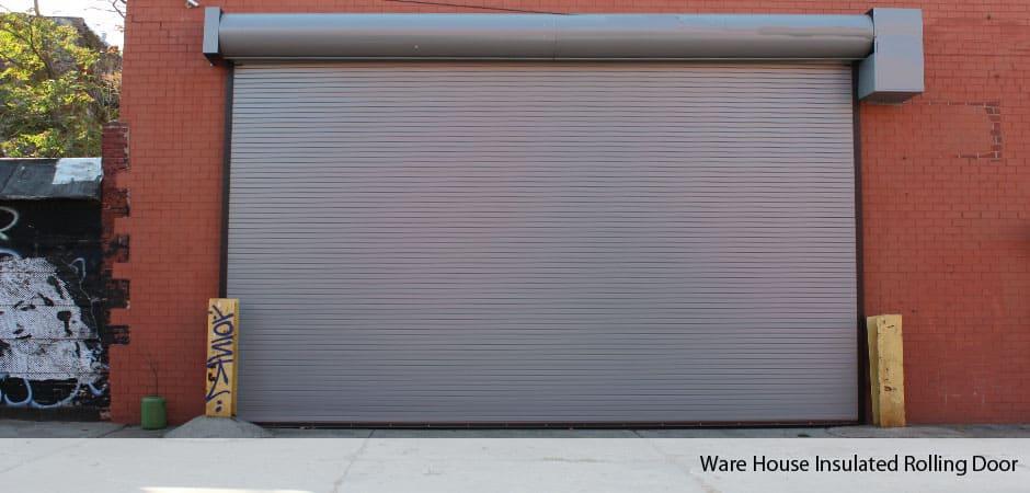 Ware-House-Insulated-Rolling-Door
