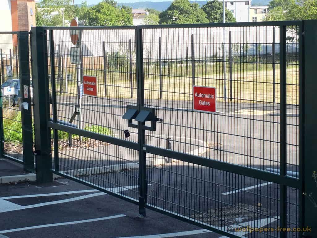 security gates