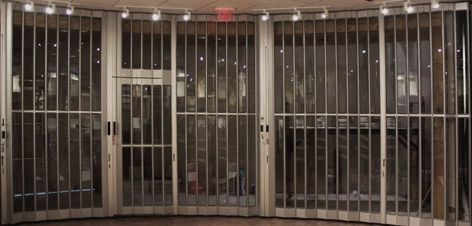 Fire door operators openers in nyc new york gates for Sliding glass doors nyc