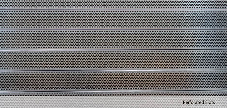 Perforated-Slots