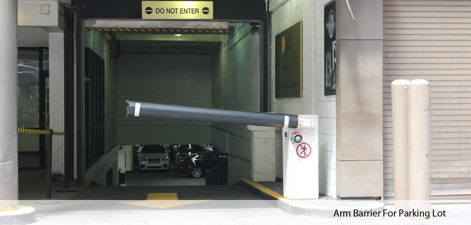 Arm-Barrier-For-Parking-Lot