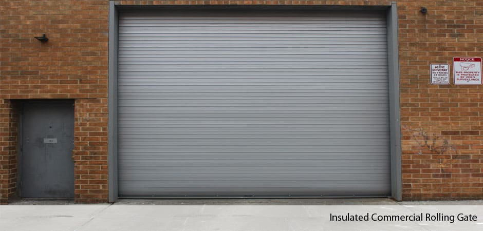 Insulated-Commercial-Rolling-Gate