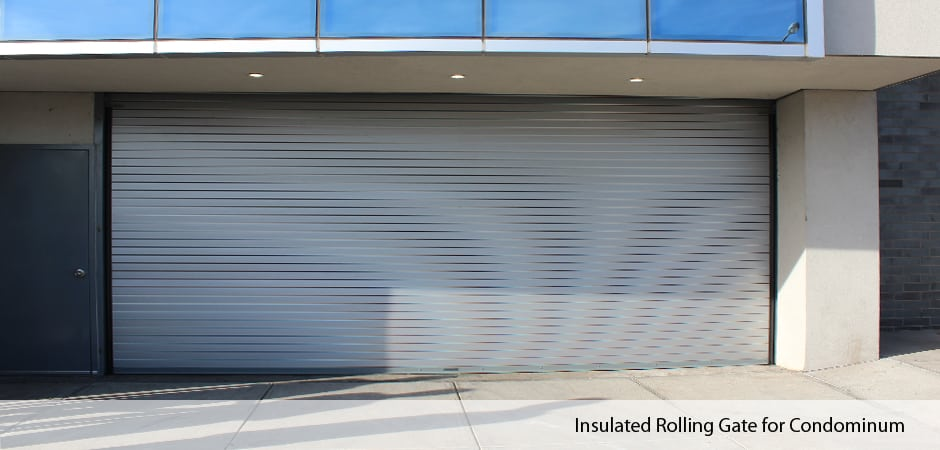 Insulated-Rolling-Gate-for-Condominum-