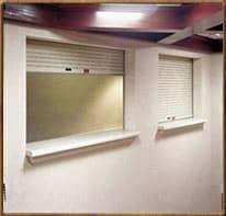counter top shutter