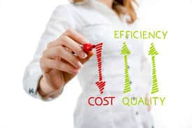 reducing cost