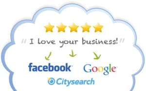 positive customer reviews nyc