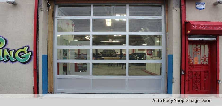 Residential Amp Commercial Garage Doors In Nyc