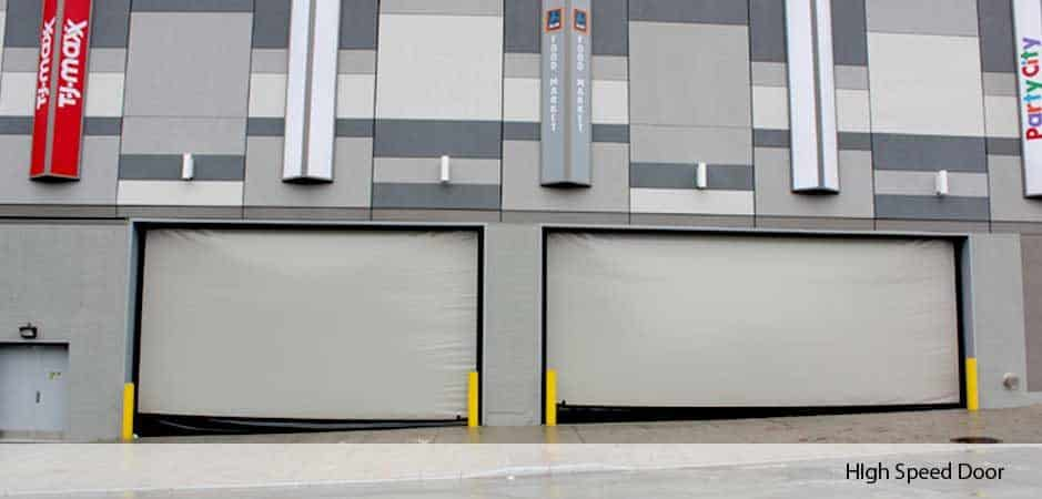 High Speed Doors In Nyc New York Gates 718 614 0616