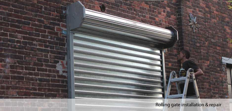 Rolling Gate Repair Amp Installation In The Bronx Ny